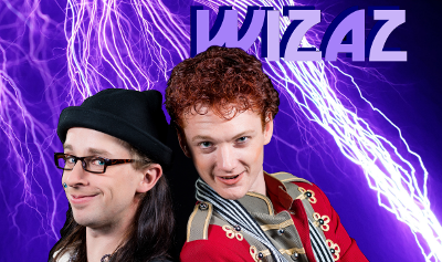 WizAz: Magic Rocks with Rod Fletcher and Morgan Phillips